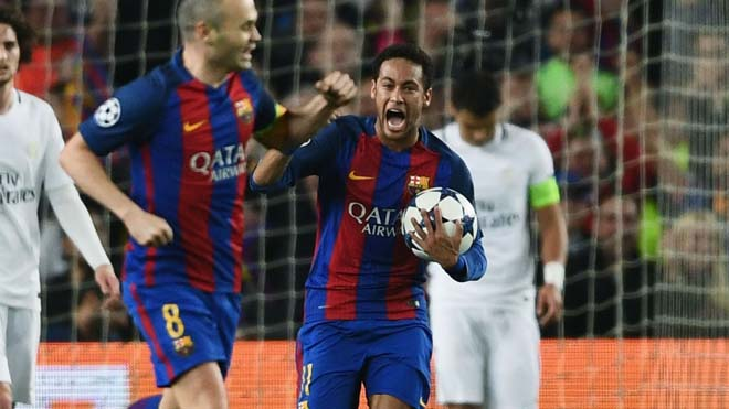 PSG đại chiến Bayern chung kết Cúp C1: Neymar chờ thoát khỏi cái bóng Messi