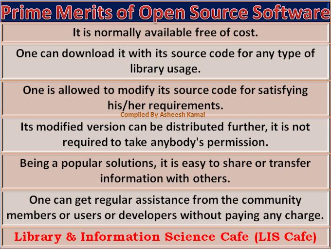 OSS: Merits of Open Source Software