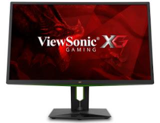 Nuevo monitor Gaming de 165Hz con Tecnología NVIDIA G-SYNC