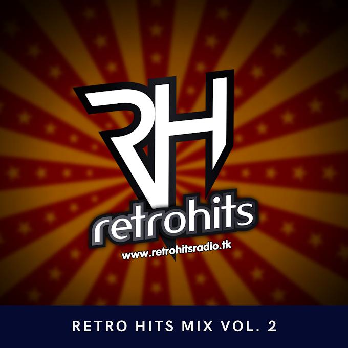 Retro Hits Mix Vol. 2 (Versiones) - DJ Lito Martz