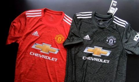 maglie calcio 2020: Divise calcio Manchester United 2021 prima ...