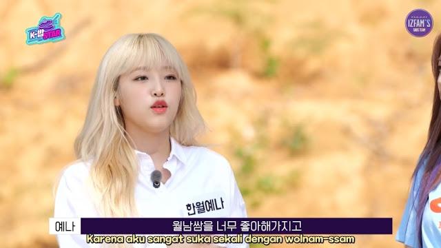 IZONE K-BOB STAR Episode 07 Sub Indo