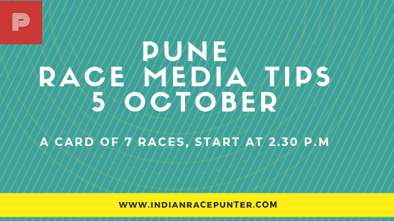 Pune Race Media Tips 5 October