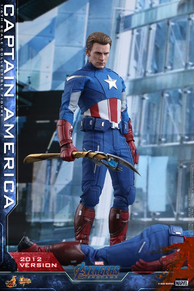 Captain America (2012 Version)