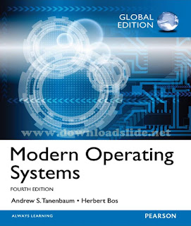 Modern Operating Systems 4th Edition by Tanenbaum (Global Edition)