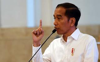 Jokowi Mulai Mengkritik: Indonesia Lagi Krisis, Aturan Jangan Berbelit-belit