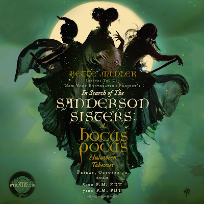 New York Restoration Project Hocus Pocus Event