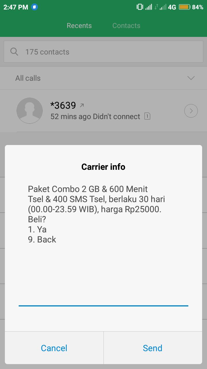 Paket Combo Telkomsel 2gb Cuma 25rb Cek Dialnya Yukk Dial Murah