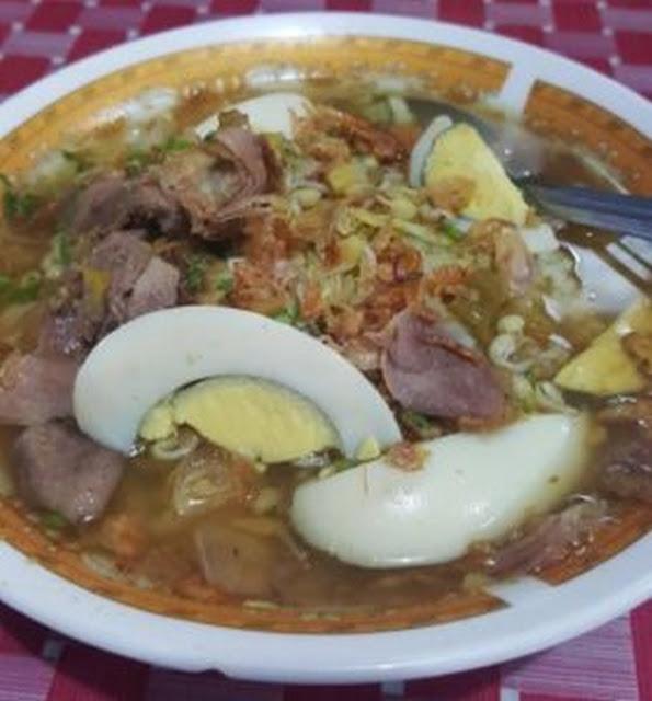 soto ayam kampung;10 Top Kuliner Bondowoso