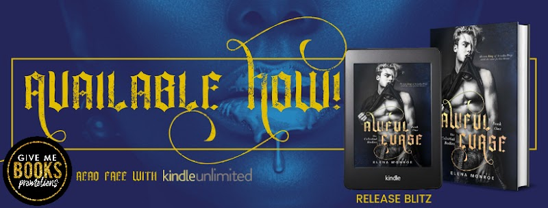 RELEASE BLITZ + REVIEW: Awful Curse by Elena Monroe