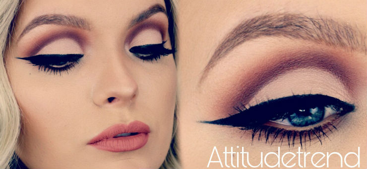 d78919660a2 Makeup for hooded eyes | Downturned eyes