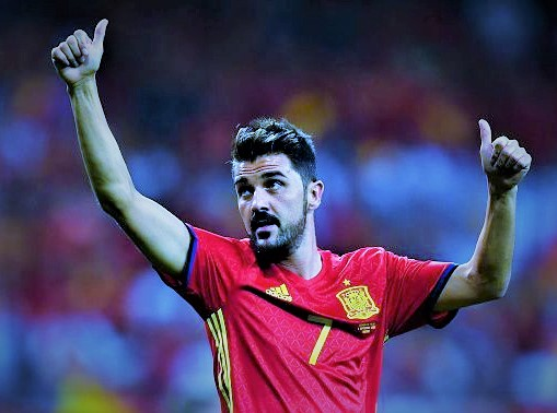 Sports: David Villa Prepares To Retire