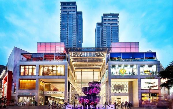Trung tâm thương mại Kuala Lumpur