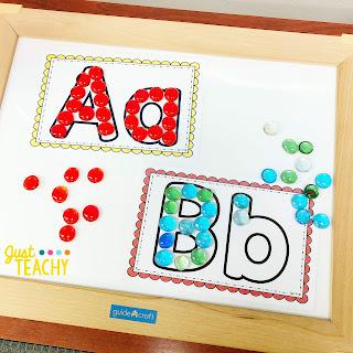 light-table-activities-letter-mats