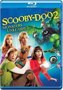 Scooby Doo 2 Monsters Unleashed (2004) 480p 300MB Blu-Ray Hindi Dubbed Dual Audio [Hindi + English] MKV