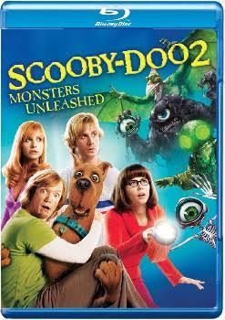 Scooby Doo 2 Monsters Unleashed (2004) 720p 750MB Blu-Ray Hindi Dubbed Multi Audio [Hindi + English] MKV