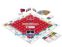 Logo Casa. it : vinci gratis 5000 Monopoly Edizione Limitata