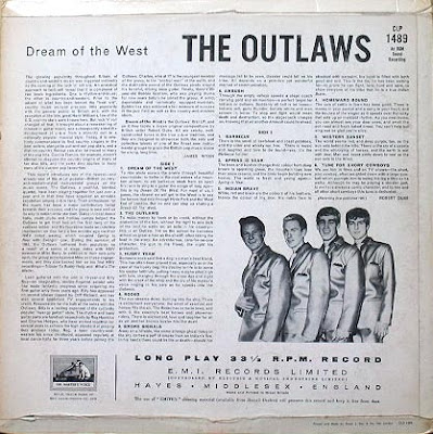 The Outlaws (Dream of the West) 1961 + Bonus Tracks From CD