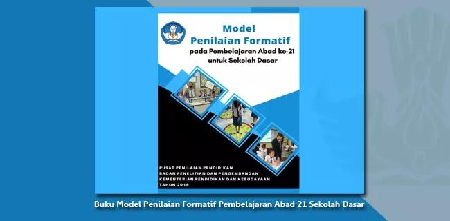Buku Model Penilaian Formatif Pembelajaran Abad 21 Sekolah Dasar