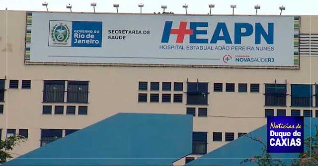 Ex-funcionários do Hospital Adão Pereira Nunes entram na Justiça por direitos trabalhistas