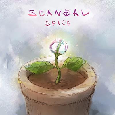 SCANDAL - SPICE lyrics lirik 歌詞 arti terjemahan kanji romaji indonesia translations info lagu digital single XPICE project short anime XFLAG info