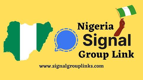 Nigeria Signal Group Link List