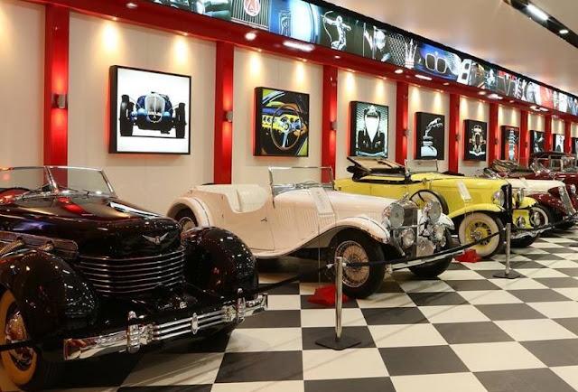 Classic Automobile Museum