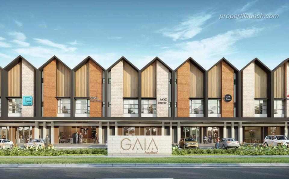Ruko Gaia Ayodhya Tangerang