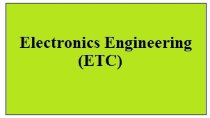 Previous years question papers for Electronics Engineering (Diploma) - Polytechnic papers