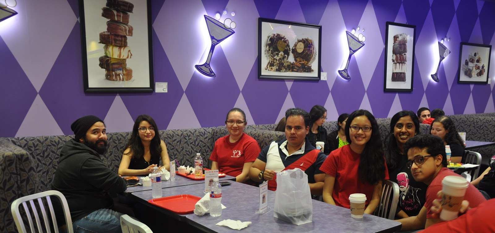 Psi Chi-University of Houston: Chocolate Bar Social