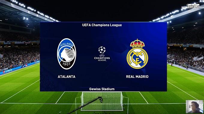Atalanta  Real Madrid Maçı canlı izle