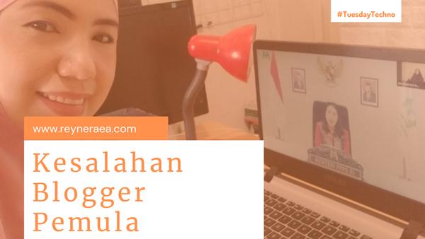 5 Kesalahan Blogger Pemula