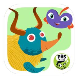 app niños animales: creaturizer de Pbs infantil