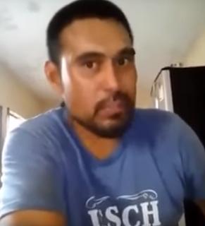 VIDEO Henry Cruz Acosta pide limpien su honor y su nombre