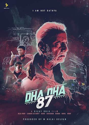 Dha Dha 87 (2019) Dual Audio Hindi HDRip 720p 1GB