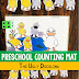 The Ugly Duckling Preschool Counting Mat