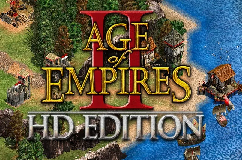 Age Of Empires II HD Pre-Installed Game