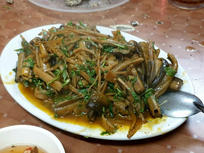 Quán Lươn Nghệ An rất ngon - 101 - C5 Hoàng Ngọc Phách