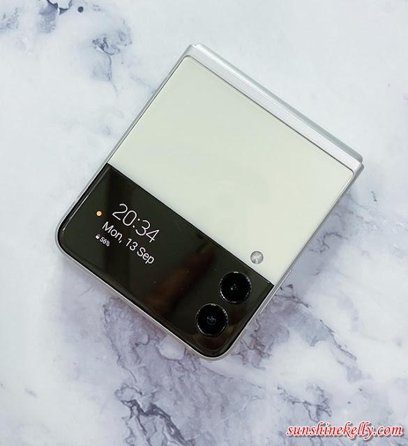 Unboxing Samsung Galaxy Z Flip3 5G, Samsung, Samsung Malaysia, Samsung Galaxy Pre-Order, Galaxy Z Flip3 5G, Unboxing, Tech, Flip Phone, Lifestyle