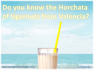 Horchata Valenciana De Chufas (tigernuts Milk, Ofio Milk ) - Traditional Recipe From Valencia (spain) -