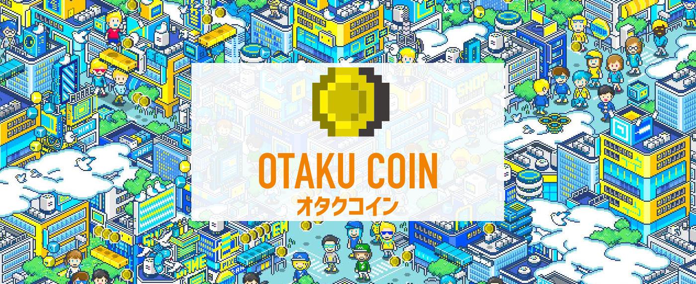 Otaku Coin - pierwsze logo nowej kryptowaluty