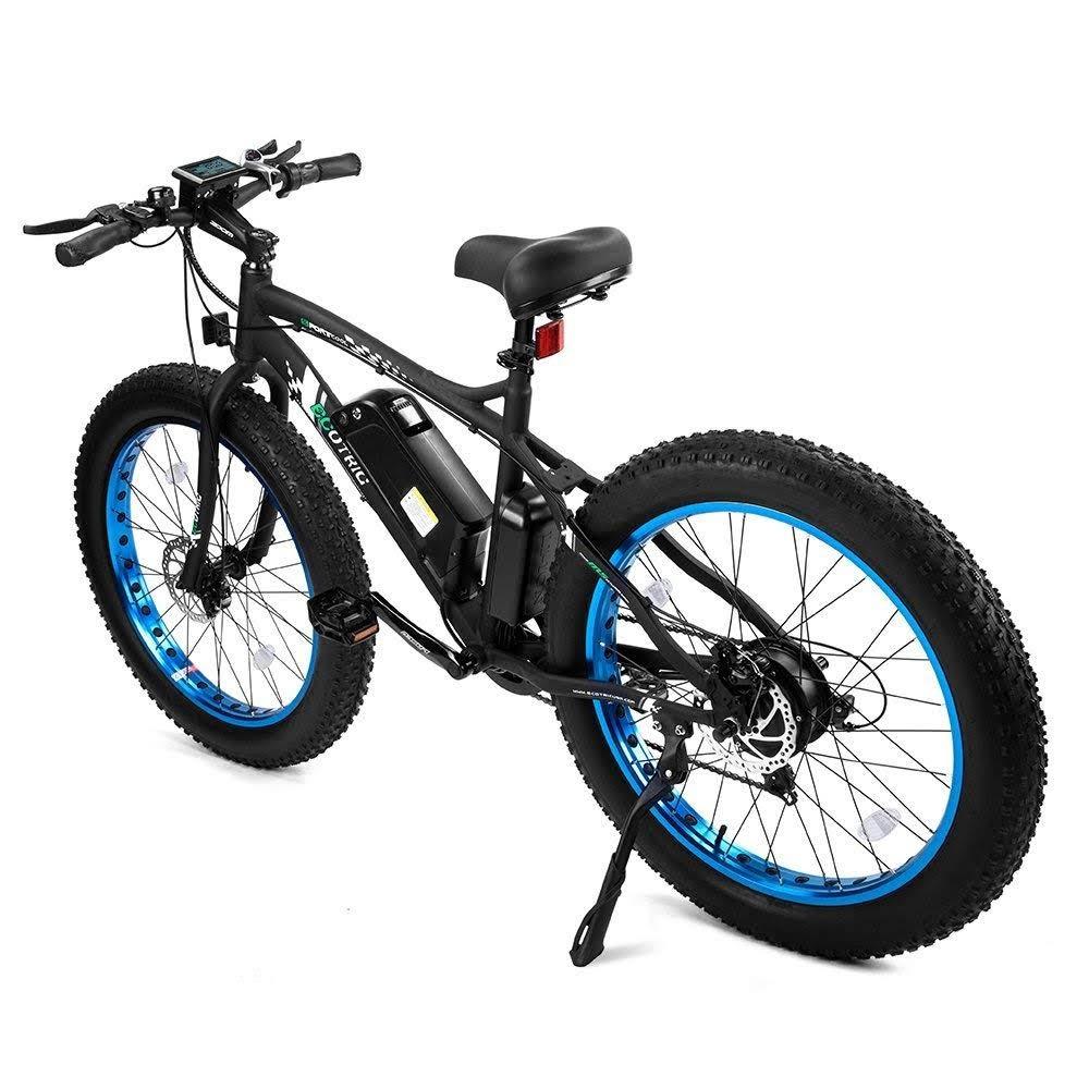 52ed84f1086 Exercise Bike Zone: ECOTRIC Fat Tire Electric Mountain Bike 500W E ...
