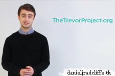 Updated: Second Trevor Project PSA with Daniel Radcliffe