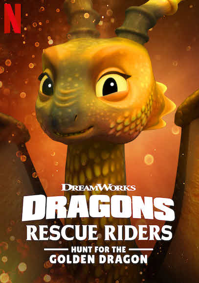 Dragons Rescue Riders Hunt for the Golden Dragon 2020 مدبلج