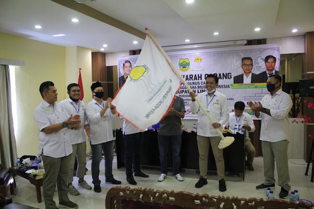 Yanuar, S.T. Terpilih Secara Aklamasi Sebagai Ketua BPC HIPMI Periode 2020-2023 Kabupaten Lingga