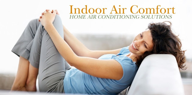 A Woman enjoys quality air as provided by James Heating Cooling And More Plymouth Indiana