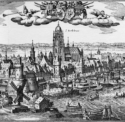 Frankfurt em 1617.