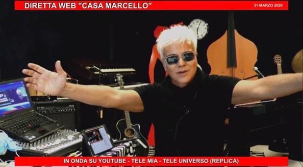 """Marcello Cirillo ritorna al comando del suo web show """"Casa Marcello"""""""