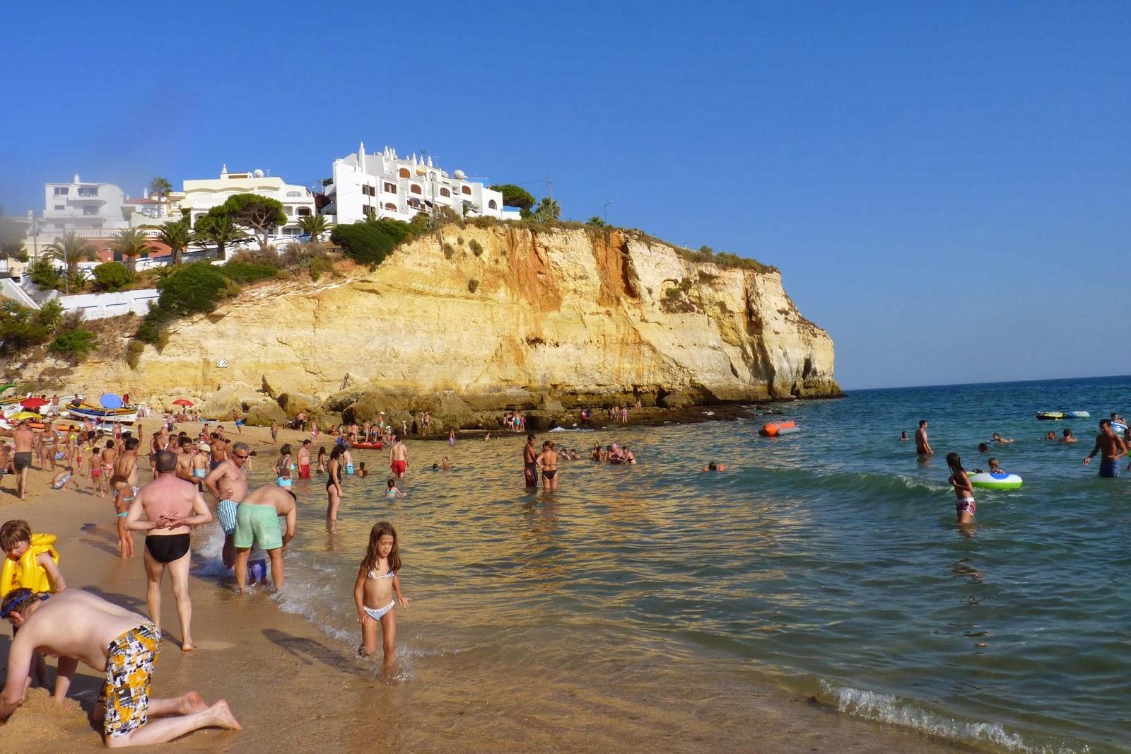 Playa de Carvoeiro o Algar Seco.