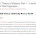 Teoria da obesidade SCD1: Atualização da A Teoria da obesidade pelas espécies reativas do oxigênio.